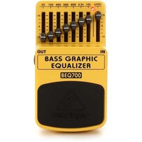 Behringer Bass 7 Band EQ Pedal