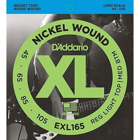 Daddario Electric Bass String Set