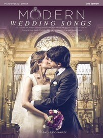 Modern Wedding Songs PVG - 2nd Edition - CLEARANCE - was $49.95