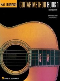 Hal Leonard Guitar Method Book