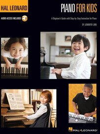 Hal Leonard Piano for Kids and Online Access Audio