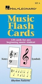 Hal Leonard Student Piano Library Flash Cards