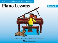 Hal Leonard Student Piano Library Lesson Book