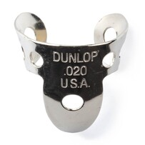Jim Dunlop Metal Finger Pick .020 Metal