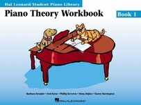 Hal Leonard Student Piano Library Theory Book