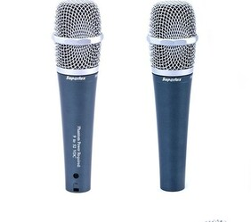 Superlux PRO238C Condenser Vocal Microphone. RRP $99
