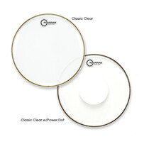 Aquarian Classic Clear Single Ply Drum Head