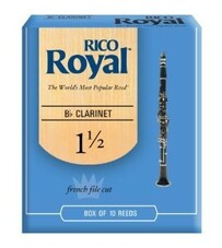 Rico Royal Clarinet Reed