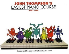 John Thompson Easiest Piano Course