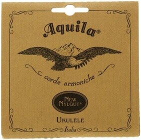 Aquila Tenor Ukulele 8-String Set