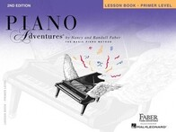 Piano Adventures Lesson Book