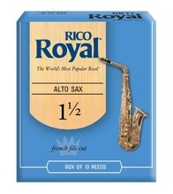 Rico Royal Alto Saxophone Reed