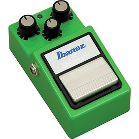 Ibanez Tube Screamer Reissue Overdrive Pedal 9 Series