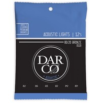 Darco 80/20 Bronze Acoustic Guitar Strings