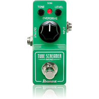Ibanez Tubescreamer Mini Effects Pedal