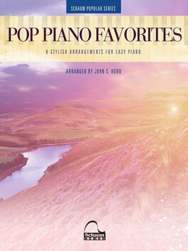 Pop Piano Favorites
