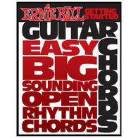 Ernie Ball Guitar Method Book - 3 Options