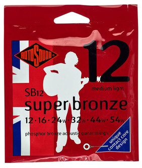Rotosound Super Bronze Guitar Strings