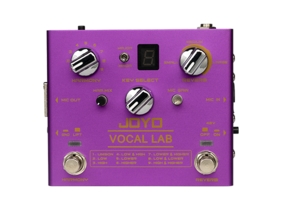 Joyo R-16 Vocal Lab Harmoniser Effects Pedal